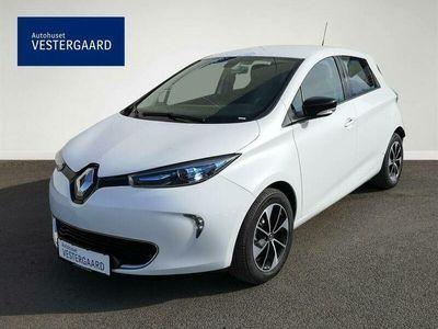 brugt Renault Zoe 41 kWh Intens 109HK 5d Aut.