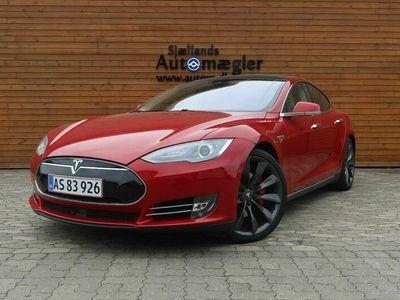 brugt Tesla Model S P85D