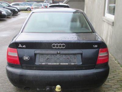 brugt Audi A4 1,6 101HK
