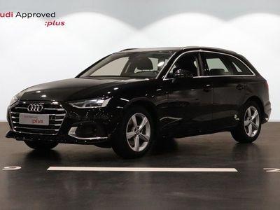brugt Audi A4 35 TFSi S-line S-tr.