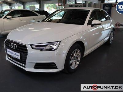 brugt Audi A4 2,0 TFSi 190 S-tr.