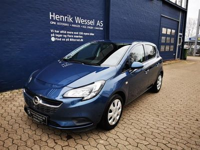 brugt Opel Corsa 1,4 ECOTEC Enjoy Start/Stop 90HK 5d A+