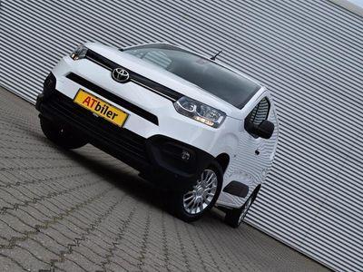 brugt Toyota Proace City Long 1,5 D Comfort 102HK Van A+