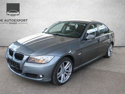 brugt BMW 318 d 2,0 D 143HK 6g - Personbil - Sølvmetal