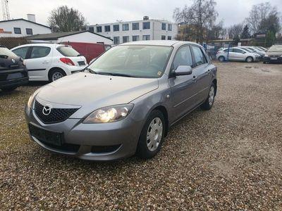 brugt Mazda 3 1,6 Touring