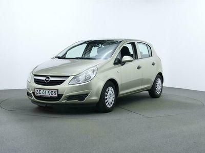 brugt Opel Corsa 1,0 Twinport Enjoy 60HK 5d B