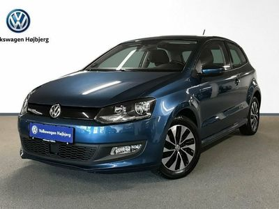 usata VW Polo 1,0 TSi 95 BlueMotion