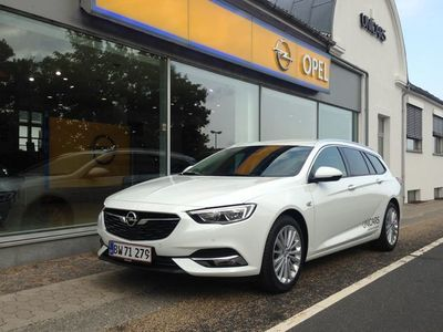 used Opel Insignia 1,5 Turbo Dynamic Start/Stop 165HK Stc 6g Aut.