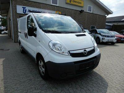 used Opel Vivaro 2,0 CDTi 90 Van Edition L1H1 eco