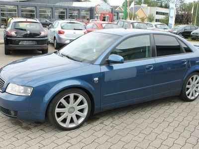 brugt Audi A4 2,5 TDi 163
