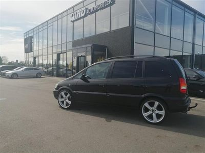 brugt Opel Zafira Flexivan 2,0 DTI 100HK Van