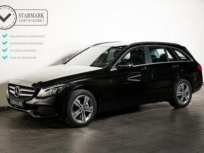 brugt Mercedes C220 d 2,2 st.car aut.