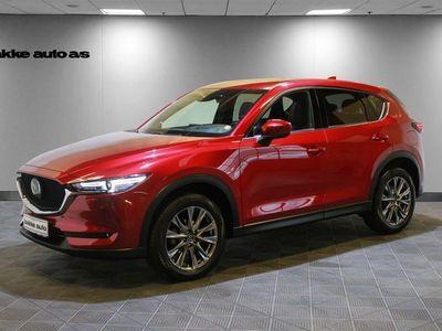 brugt Mazda CX-5 2,5 Sky-G 194 Optimum aut.