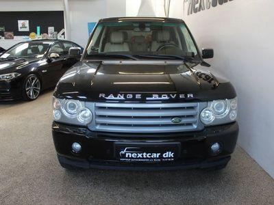 brugt Land Rover Range Rover 3,6 TDV8 HSE aut.