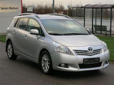 brugt Toyota Verso 2,2 D-4D DPF T3+ 150HK 6g Aut.