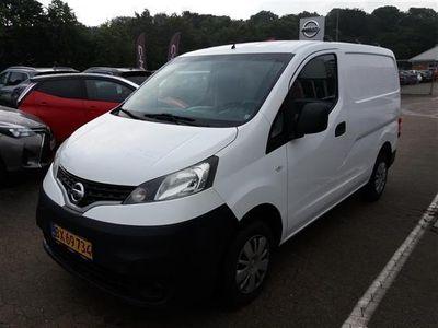 brugt Nissan NV200 1,5 dCi DPF 66KW 89HK Van
