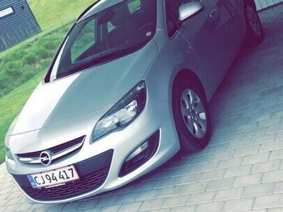 brugt Opel Astra 1.4 140 HK Enjoy