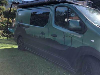 brugt Opel Vivaro Vivaro 1,61,6 CDTi 120HK Kassevogn