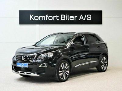 brugt Peugeot 3008 BlueHDi 120 Allure 1,6
