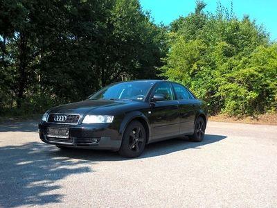 brugt Audi A4 1,6 IMOUSINE 102HK Sedan