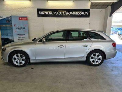 brugt Audi A4 Avant 2,0 TDI 136HK Stc 6g