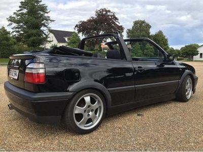 brugt VW Golf Cabriolet 2,0