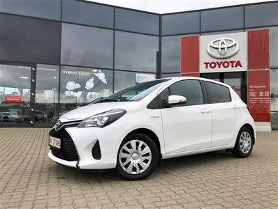 gebraucht Toyota Yaris Hybrid 1,5 VVT-I E-CVT 100HK 5d Aut.