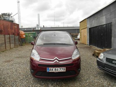 brugt Citroën Grand C4 Picasso 1,6 HDi 110 VTR+