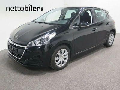 brugt Peugeot 208 1,6 BlueHDi 100 Active