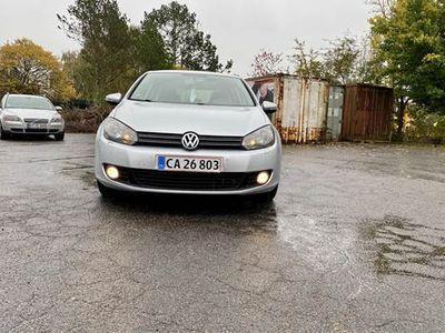 brugt VW Golf VI 2,0 5 dørs, 6gear HIGHLINE