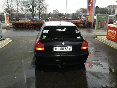 brugt Audi A3 UOPLYST