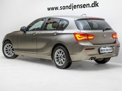 brugt BMW 120 d 2,0 aut. Van