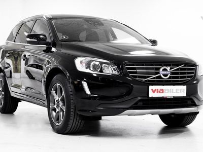 brugt Volvo XC60 2,0 D3 Ocean Race 150HK 5d Aut.