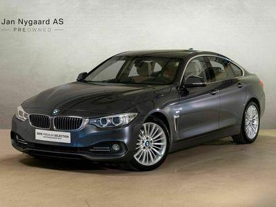 brugt BMW 420 Gran Coupé d 2,0 Luxury Line aut.