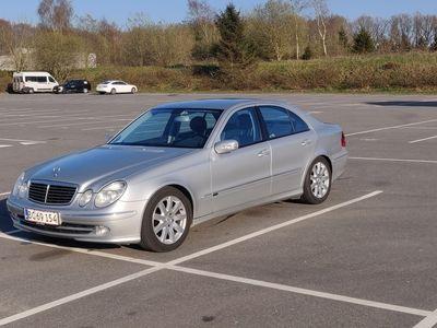 gebraucht Mercedes E270 CDI AUT.