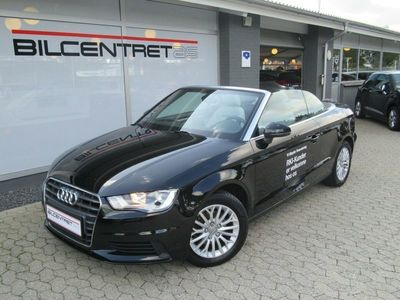 brugt Audi A3 Cabriolet 1,4 TFSi 150 Ambiente