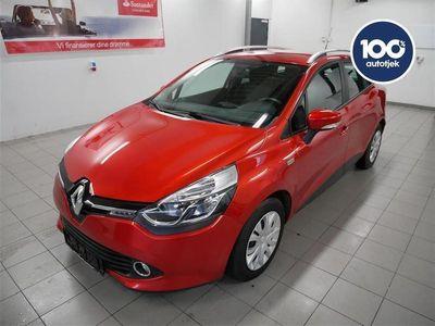 brugt Renault Clio IV 0,9 TCE Formula Edition 99g 90HK 5d