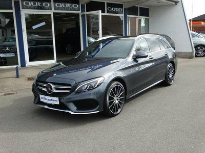 brugt Mercedes C250 2,2 BlueTEC AMG Line stc. aut.