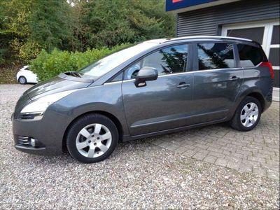 brugt Peugeot 5008 HDi 112 Premium 7prs