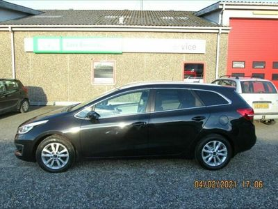 brugt Kia cee'd 1,6 CRDi 136 Style SW DCT