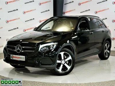 brugt Mercedes GLC250 d 2,2 Exclusive Line aut. 4-M