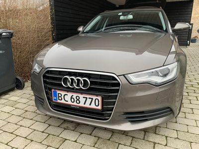 brugt Audi A6 AVANT 2,0 TDI AUT.