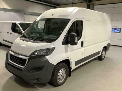 brugt Peugeot Boxer 330 L2H2 2,0 BlueHDi Premium 130HK Van 6g C