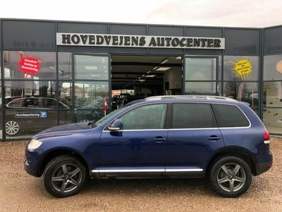used VW Touareg 3,0 TDi 240 Tiptr.