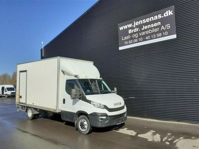 brugt Iveco Daily 35C17/HD ALUKASSE/LIFT 3,0 D 170HK Ladv./Chas. 2016
