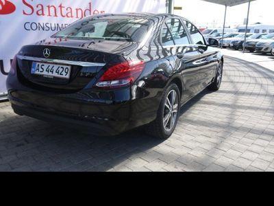 brugt Mercedes C200 2,0 7G-Tronic Plus 184HK Aut.
