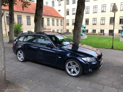 usata BMW 325 d Touring 3,0 D 197HK Stc 6g Aut.