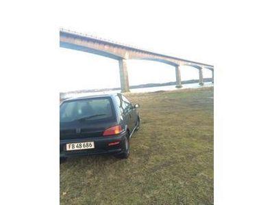 brugt Peugeot 106 1,6 GTI 16v