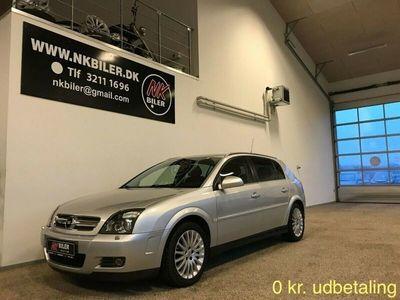 brugt Opel Signum 2,2 16V Elegance