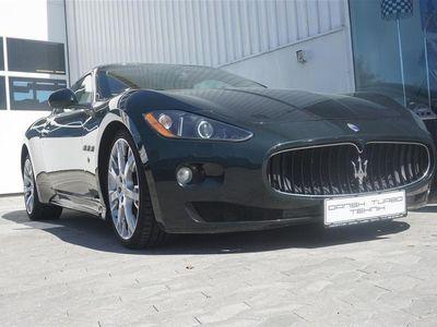 usado Maserati Granturismo 4,7 440HK 2d 6g Aut.